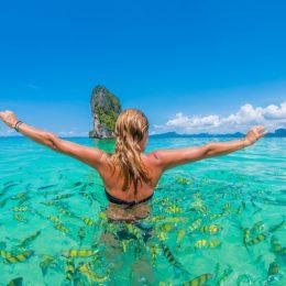 Tajlandia Morze Andamańskie Krabi