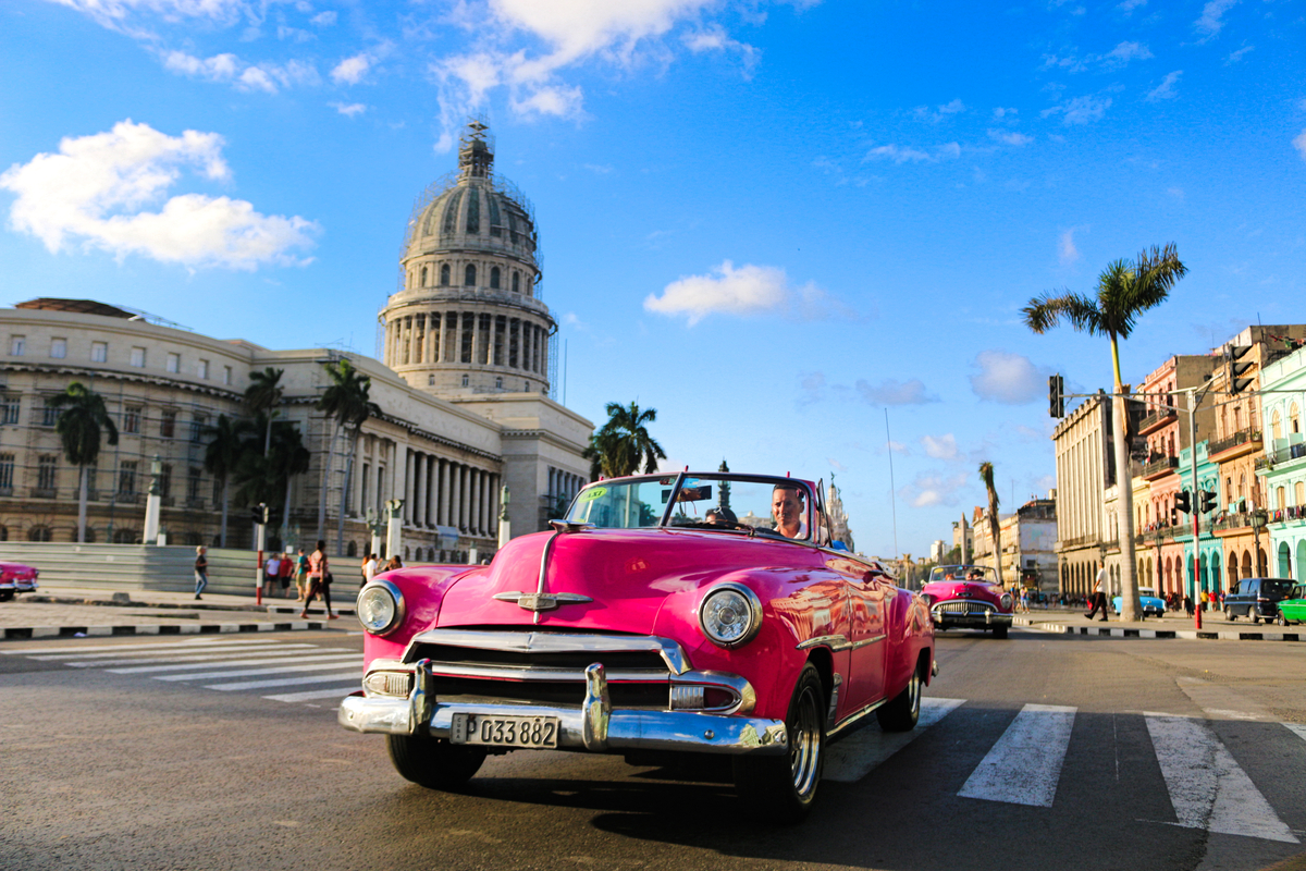 Kuba Hawana Capitol