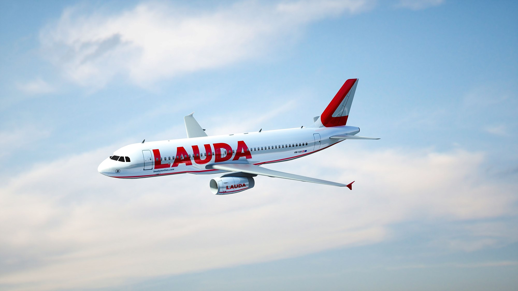 samolot Laudamotion