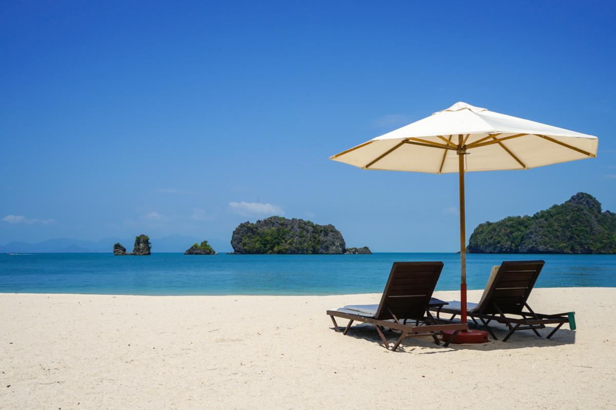 langkawi plaża