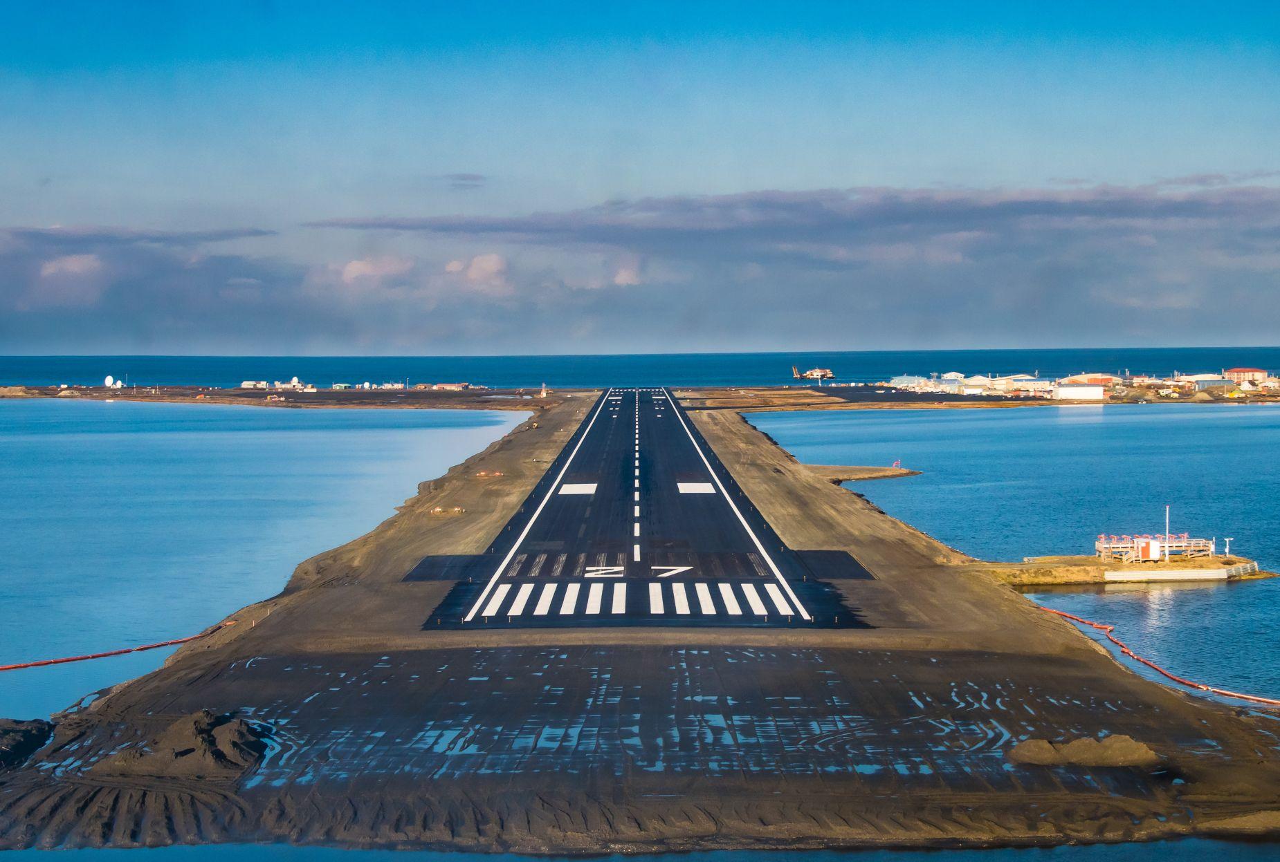 Lotnisko w Arktyce