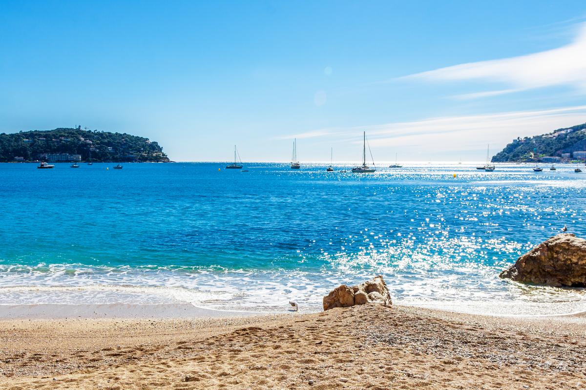 plaża Lazurowe Wybrzeże