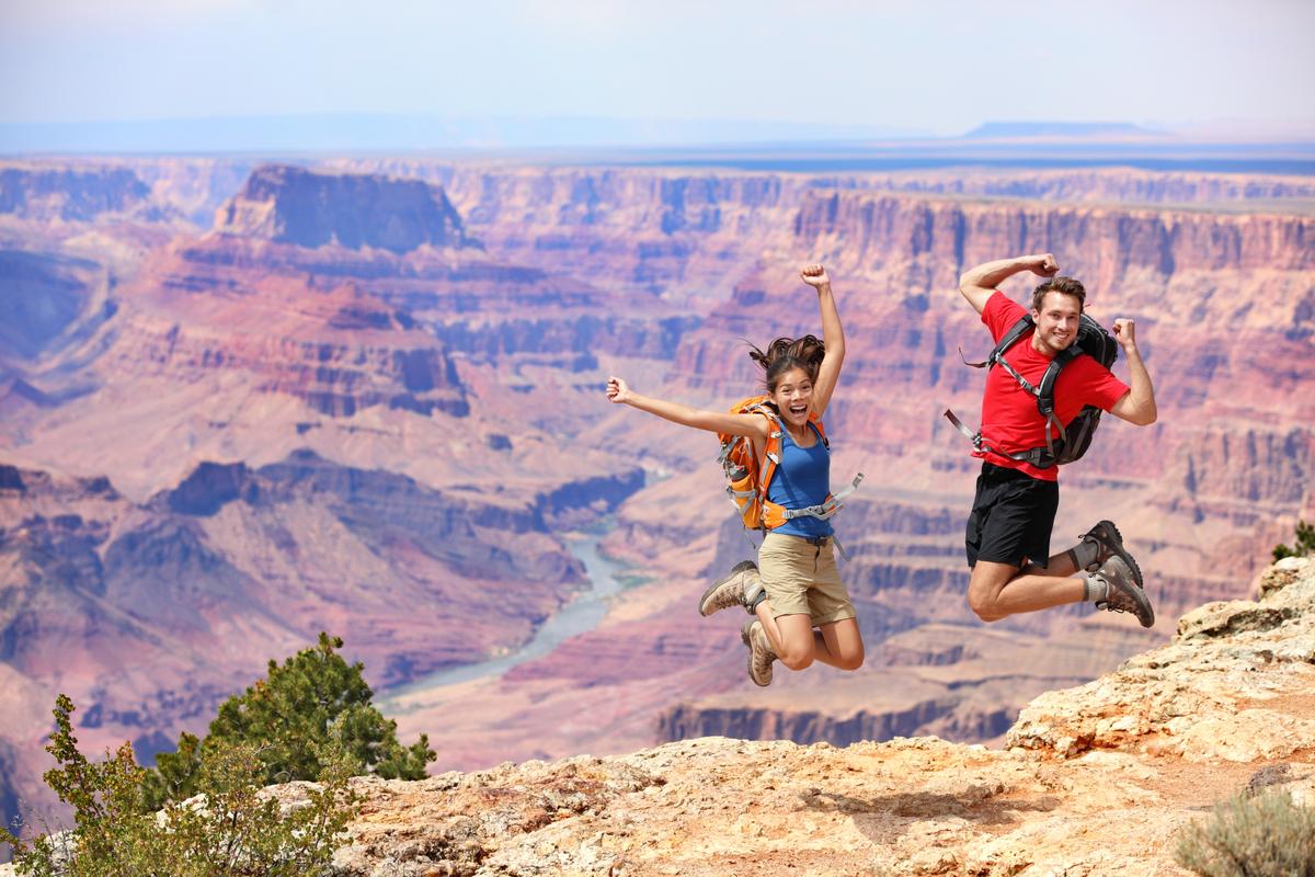 Wilki Kanion para turystów