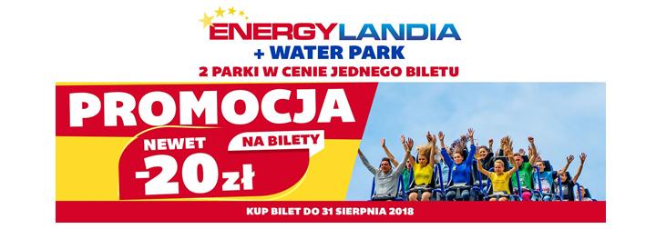Energylandia promocja