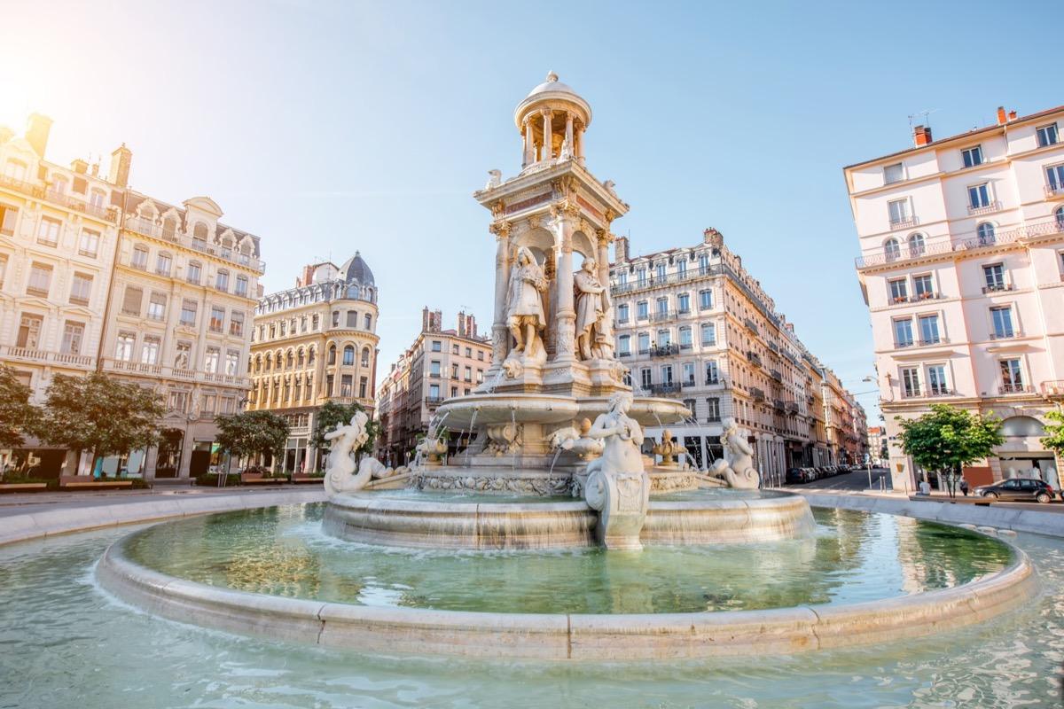 Lyon francja