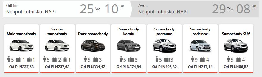Neapol auto