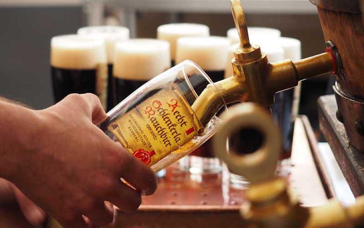 piwo wędzone Bamberg