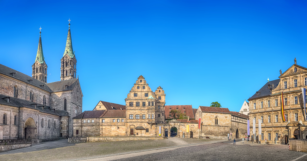 katedra w Bambergu