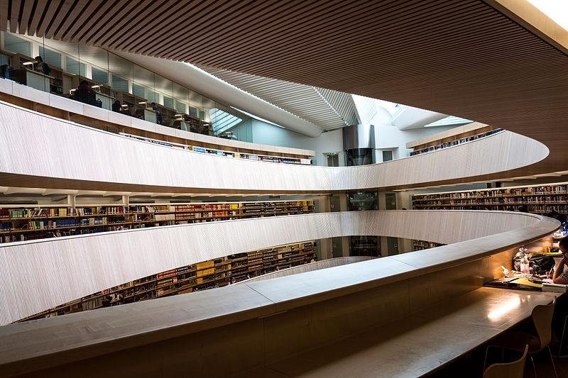 Biblioteka Wydziału Prawa Uniwersytet w Zurychu