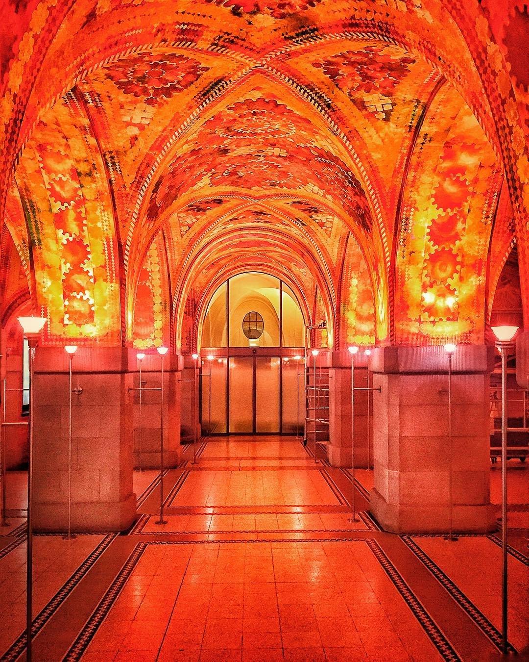 Giacometti Hall w Zurychu
