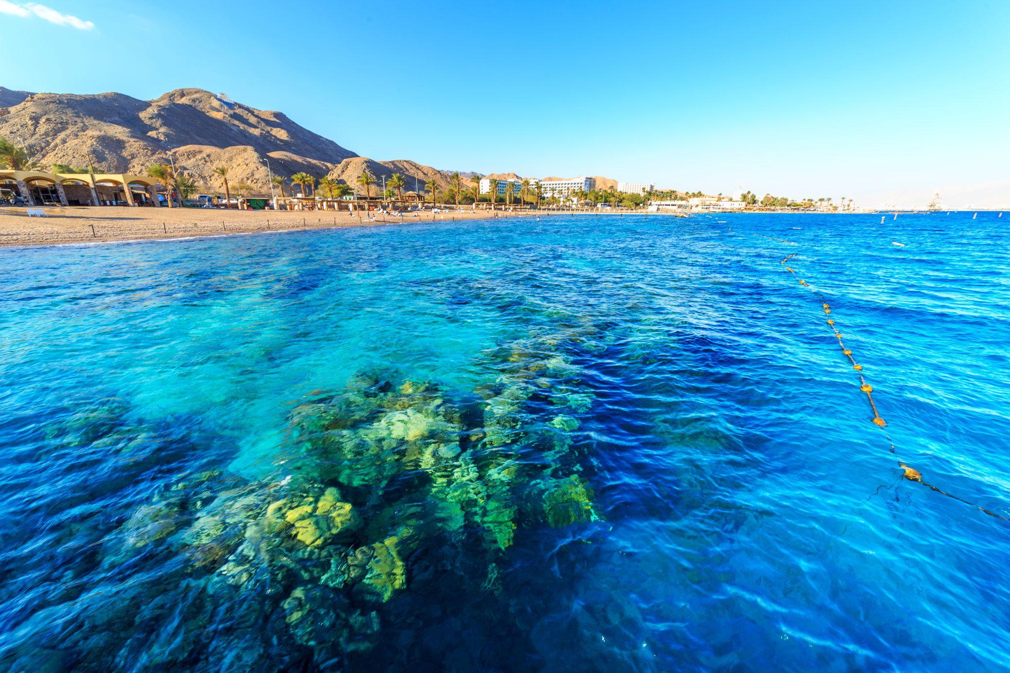 Ejlat Morze Czerwone