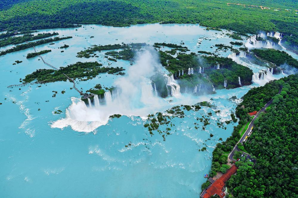 Iguazu panorama