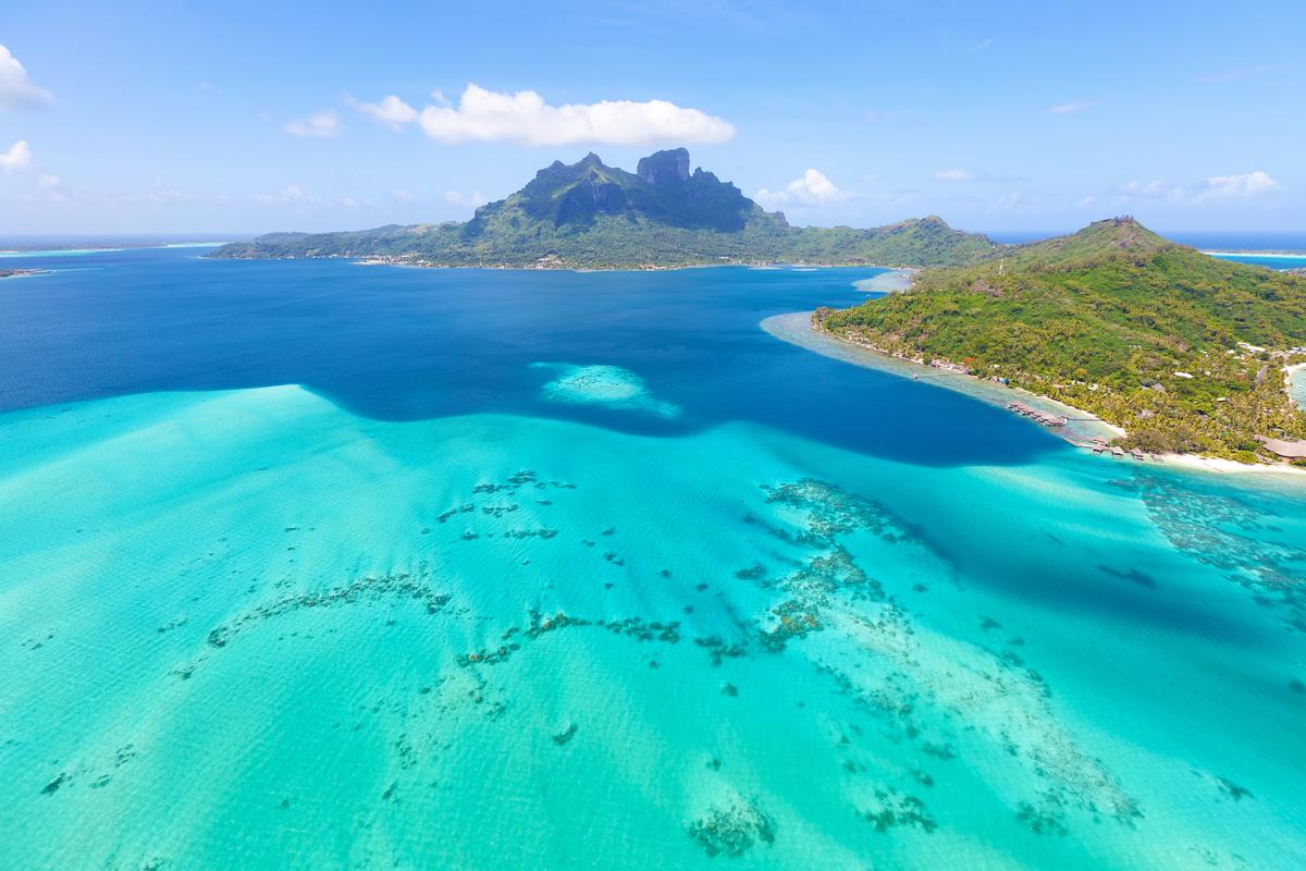 Polinezja francuska widok