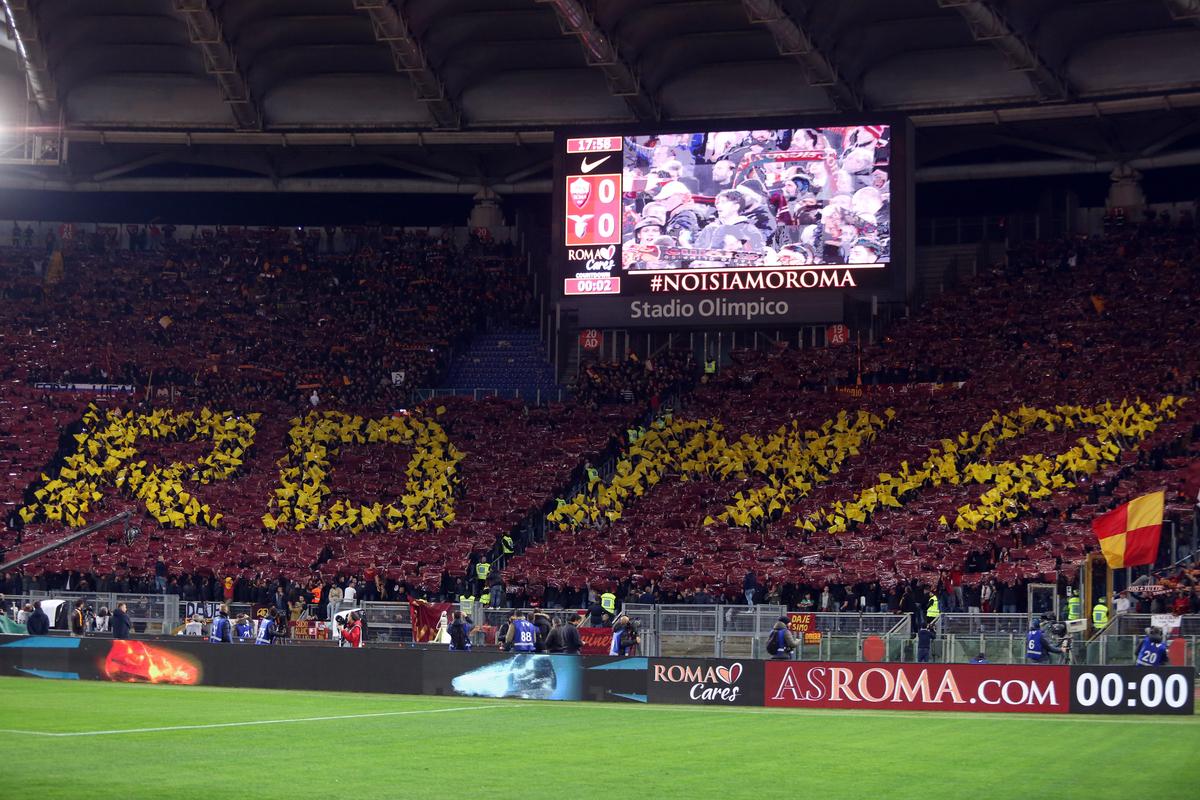 AS Roma mecz