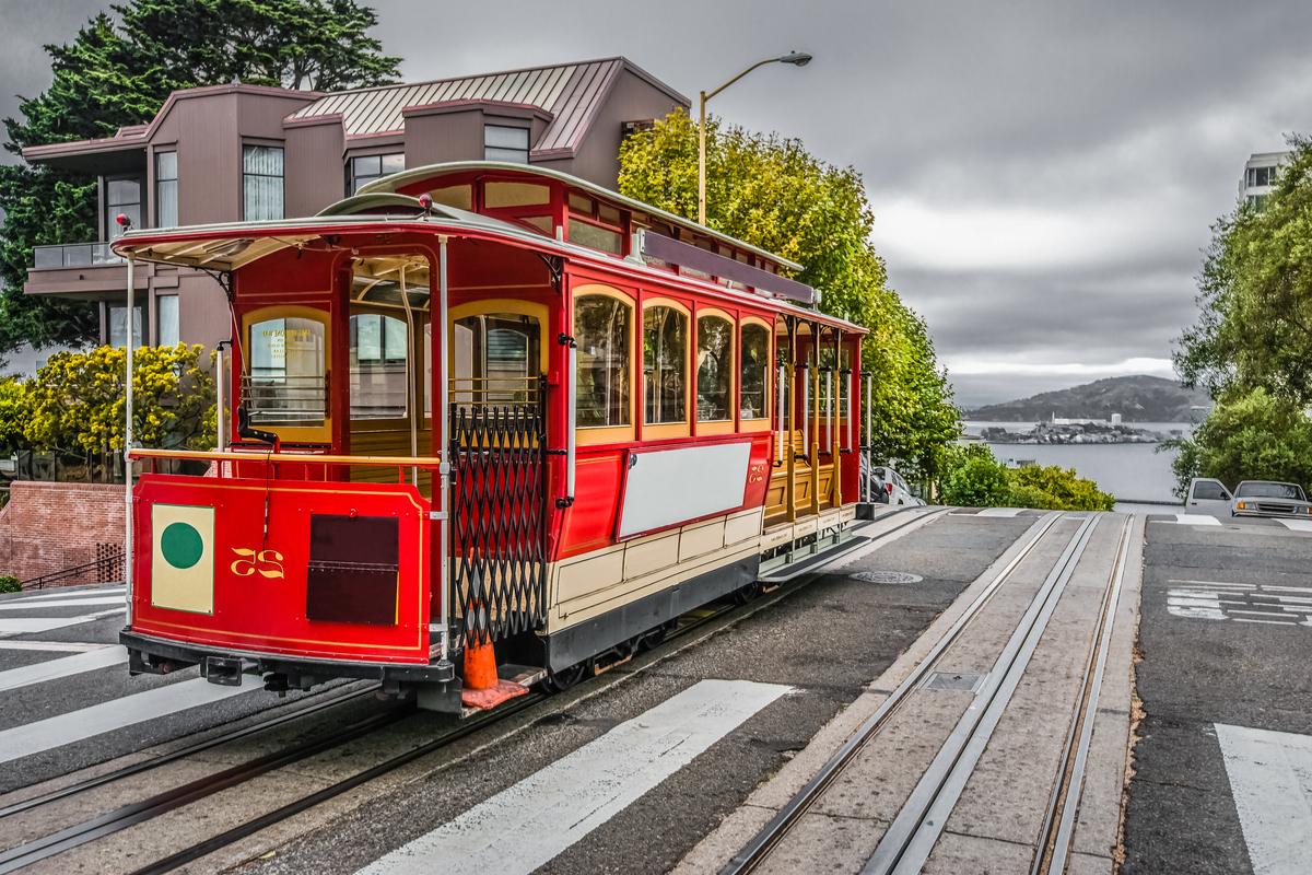 San francisco tramwaj