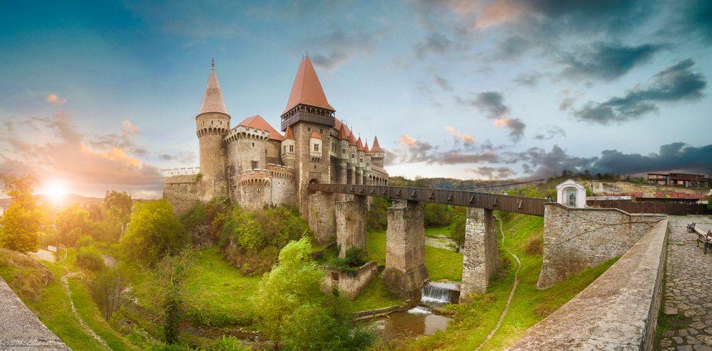 Zamek w Transylwanii