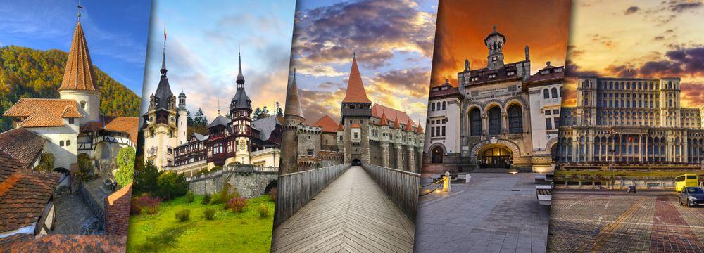Atrakcje Rumunii