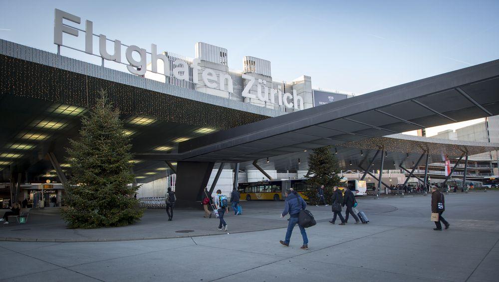 Port lotniczy w Zurychu