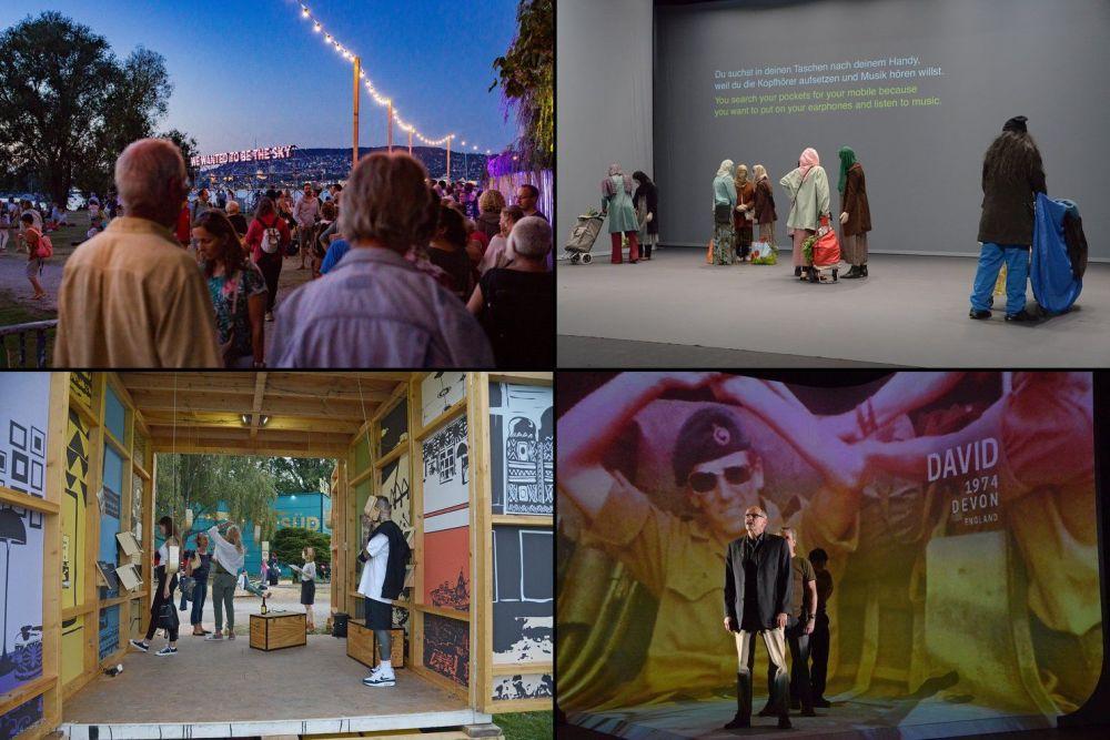 Festiwal teatralny w Zurychu