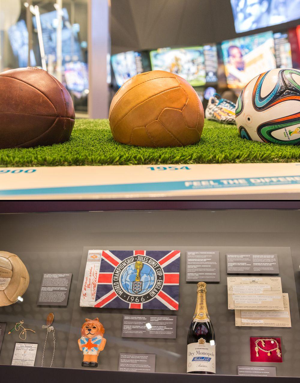 FIFA Museum w Zurychu