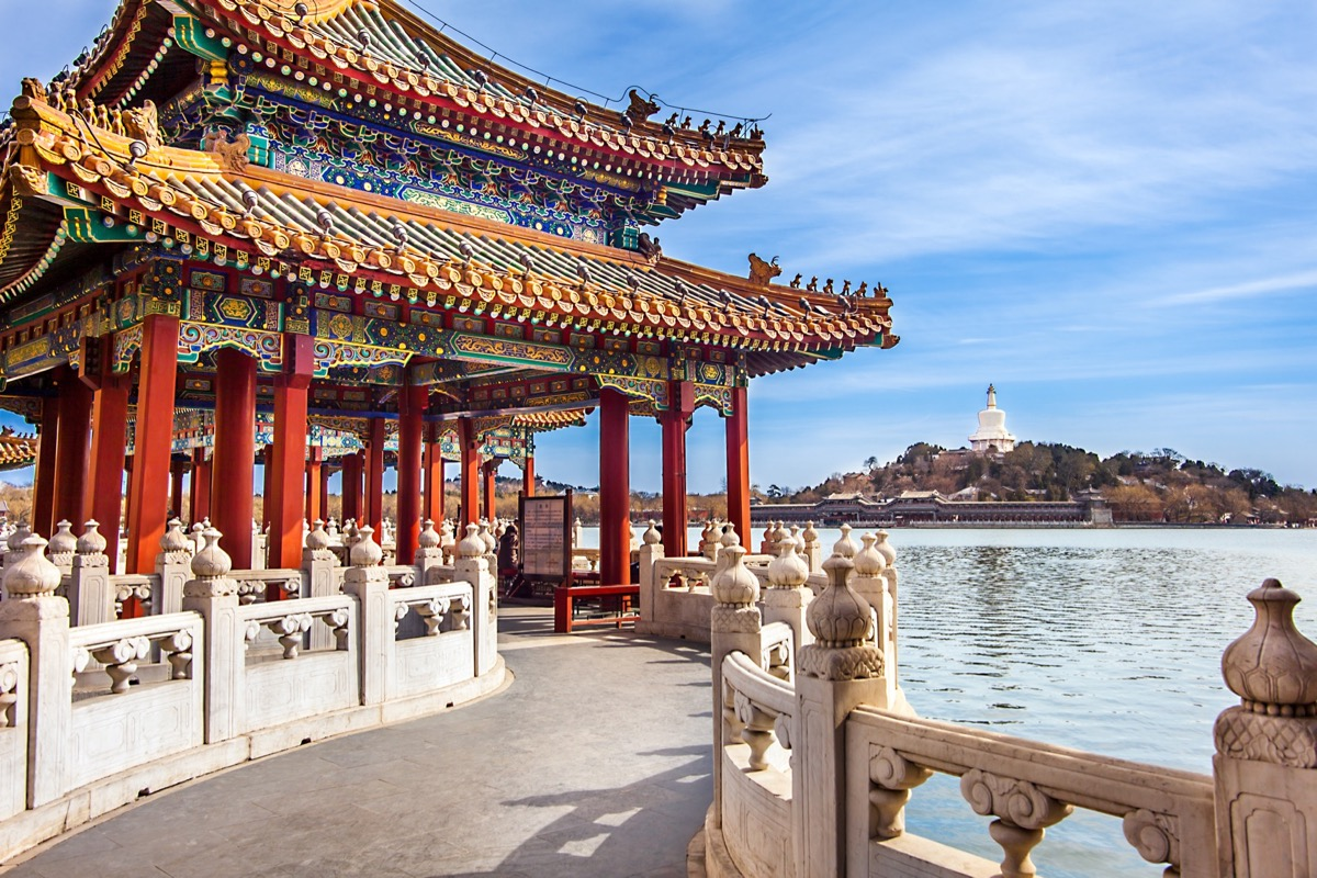pekin świątynia
