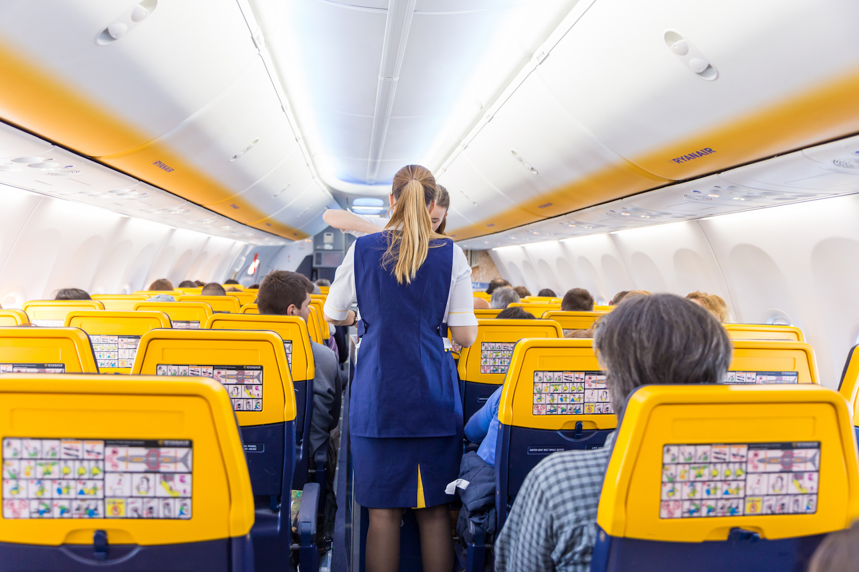 stewardesa Ryanair