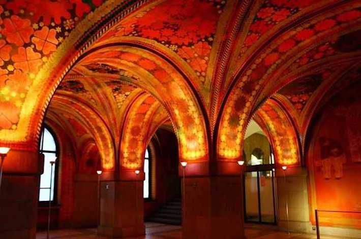 Sala Giacomettiego Zurych