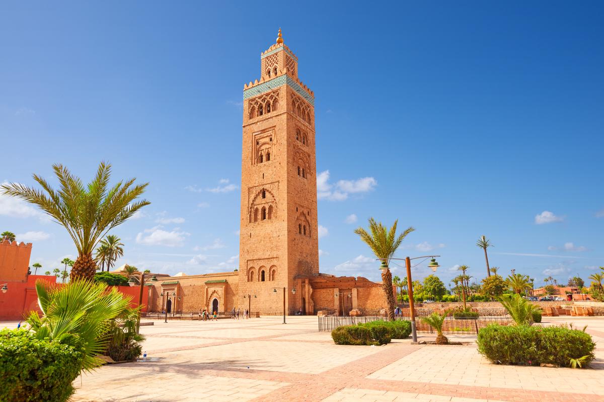 Marrakesz meczet