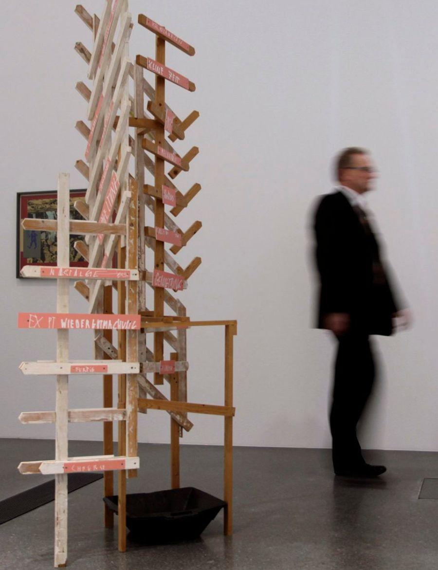 Praca Martina Kippenbergera