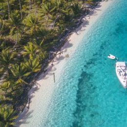 Panama widok plaży