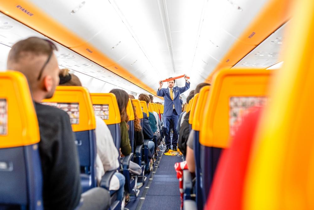 Personel pokładowy Ryanair