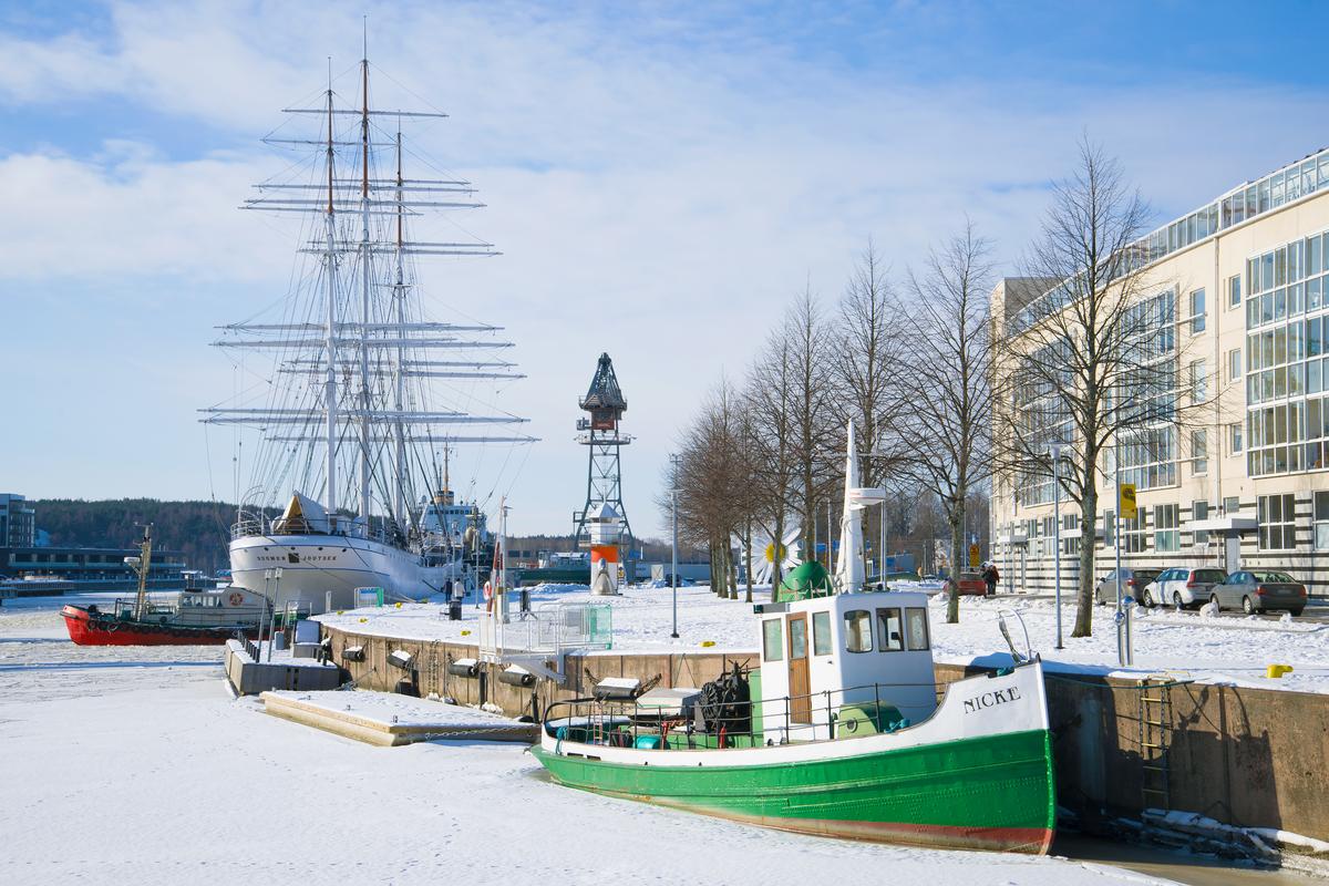 Turku panorama
