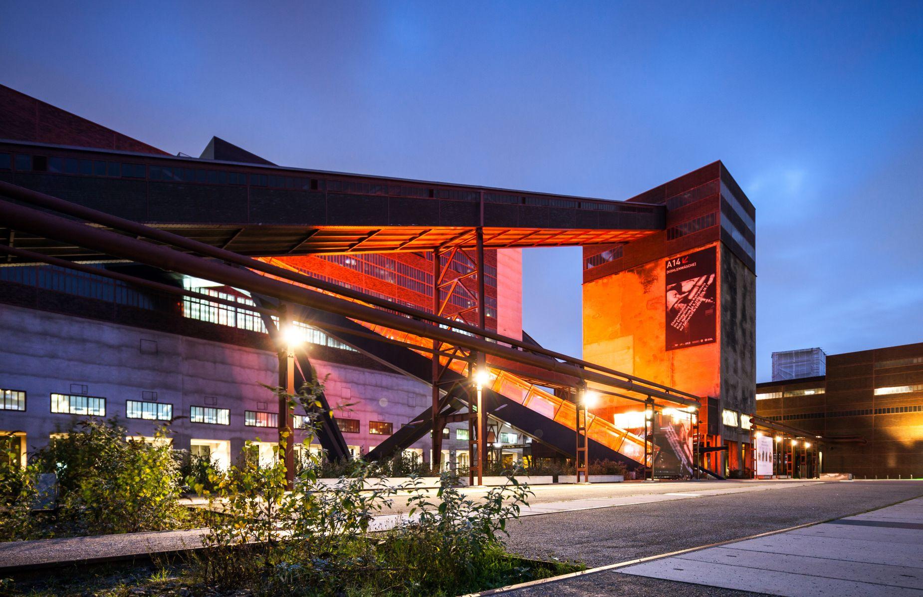 Zollverein w Essen