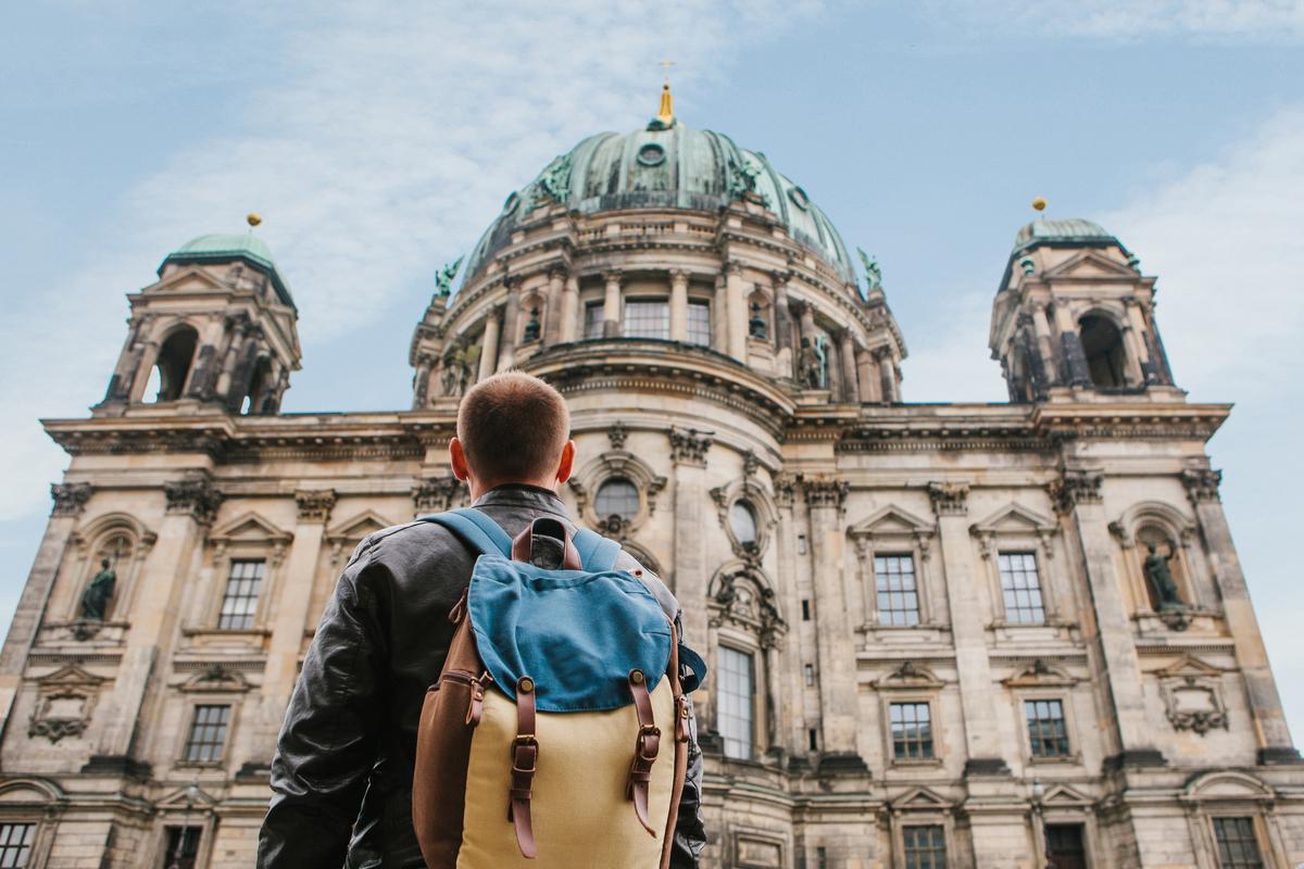 Berlin zwiedzanie