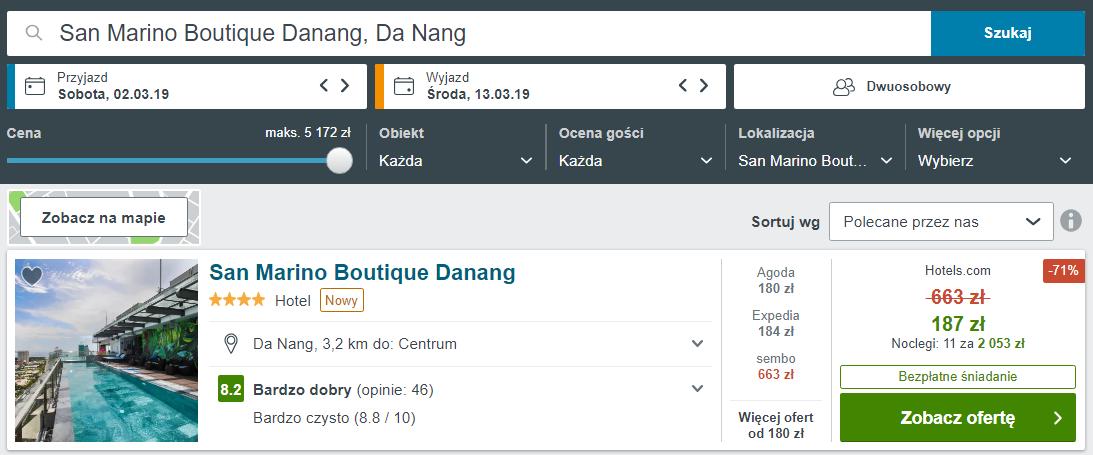 Da Nang hotel