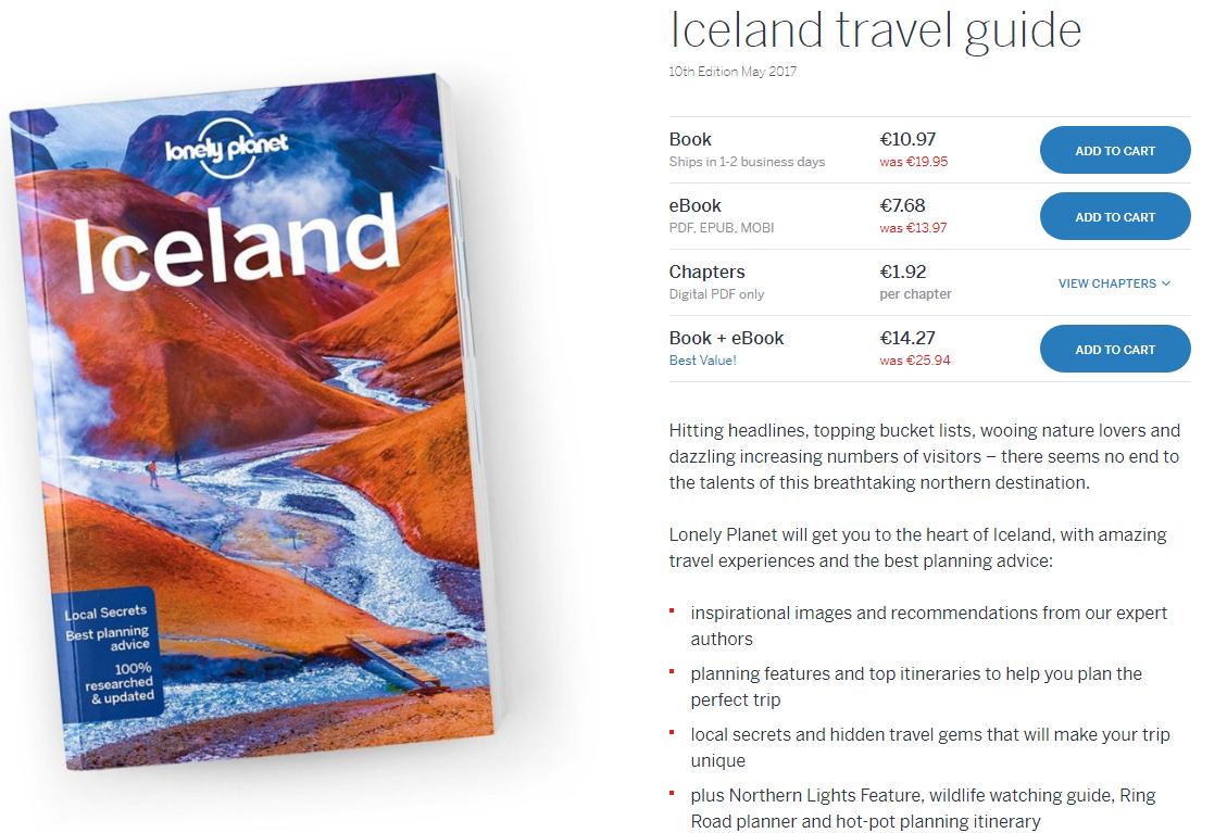 Lonely Planet przewodnik
