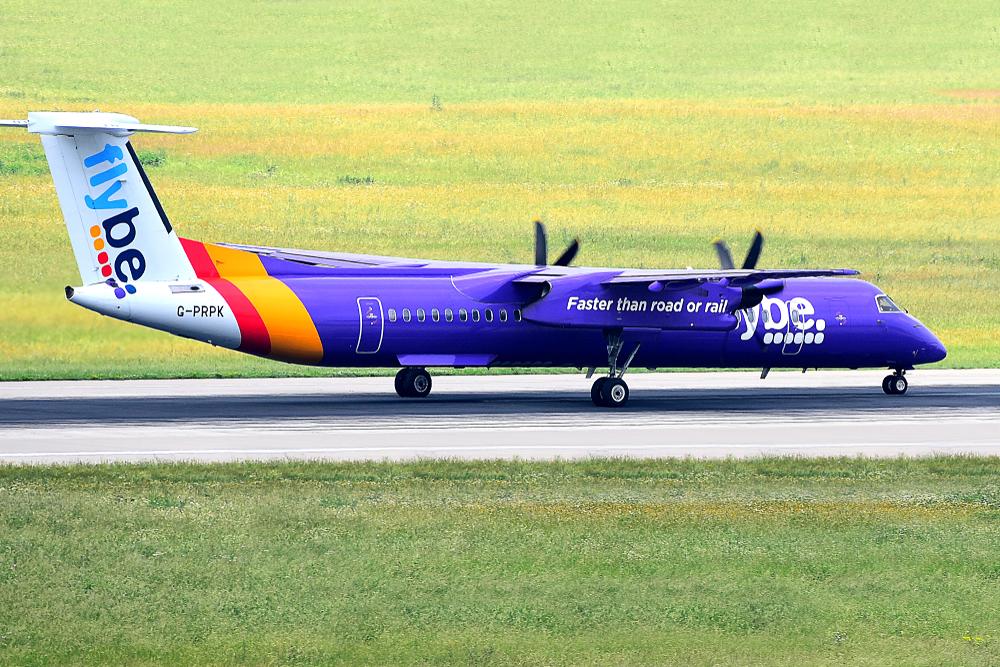 samolot Flybe