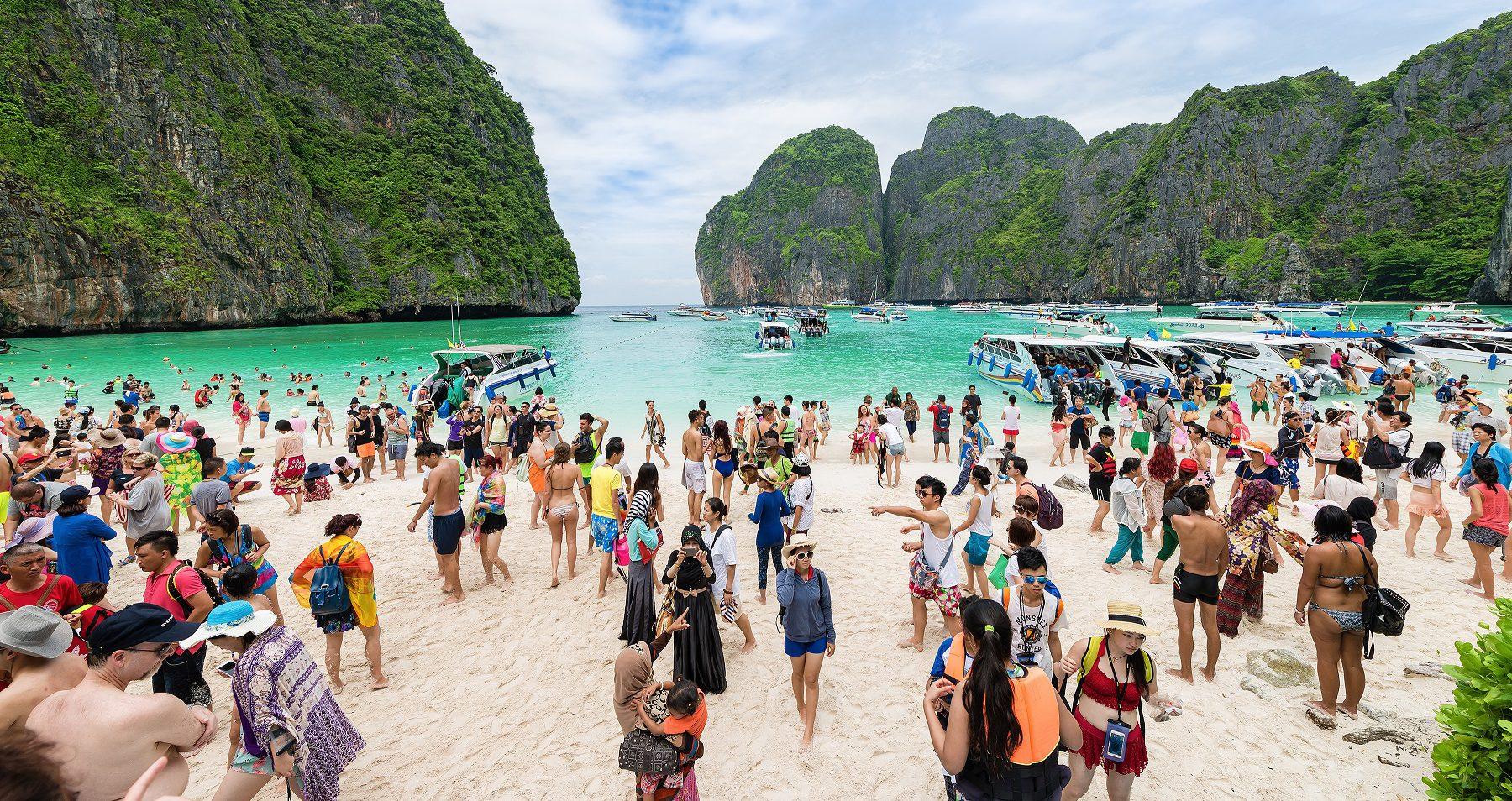 maya bay tajlandia