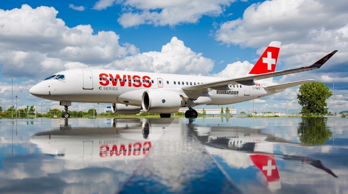 Swiss Bombardier