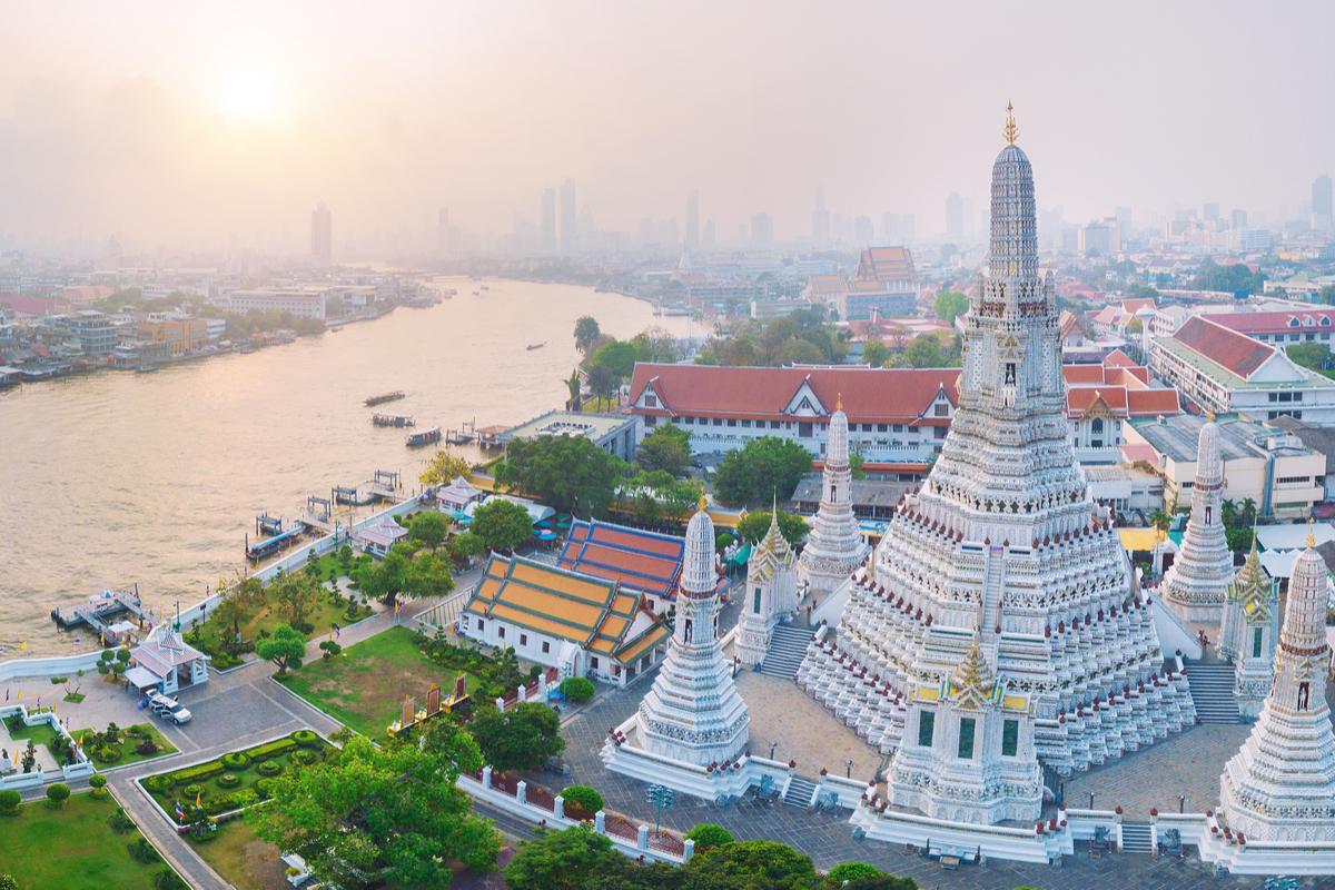 Tajlandia Bangkok