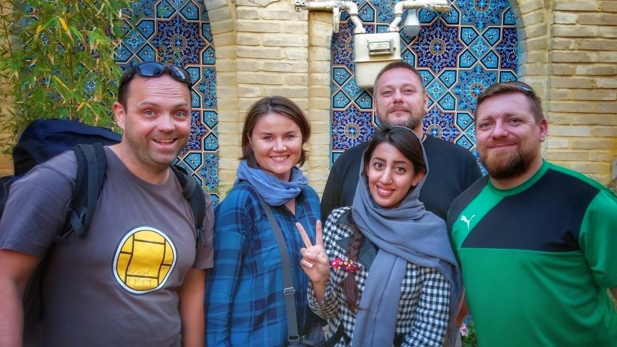 Podróż po Iranie