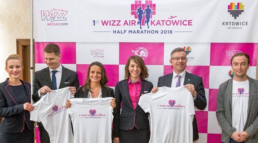 Wizz Air Półmaraton Katowice