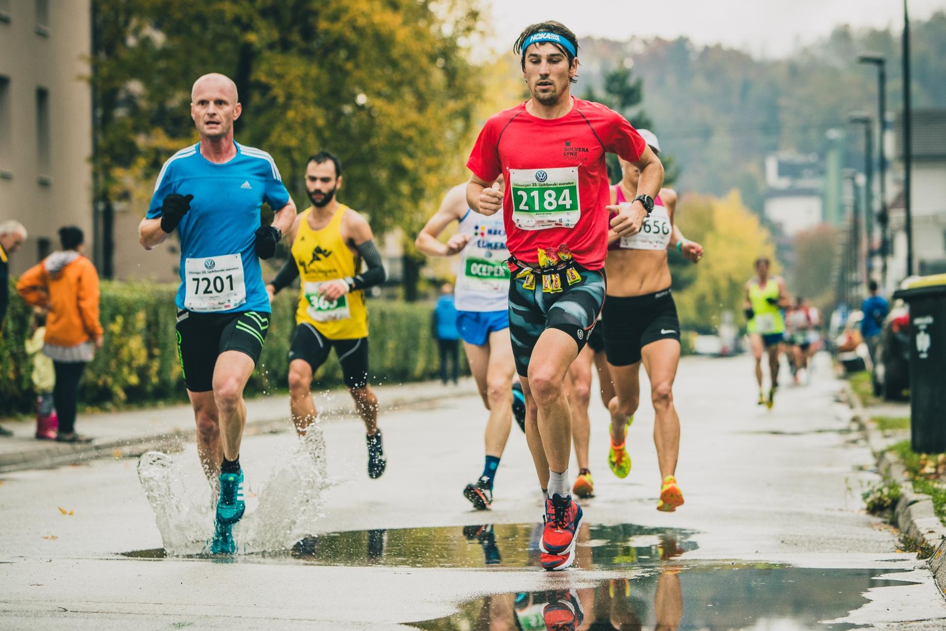 Maraton w Słowenii