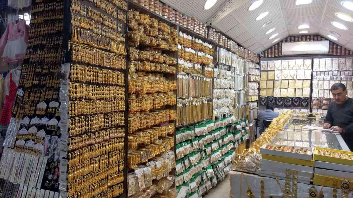 Bazar w Iranie
