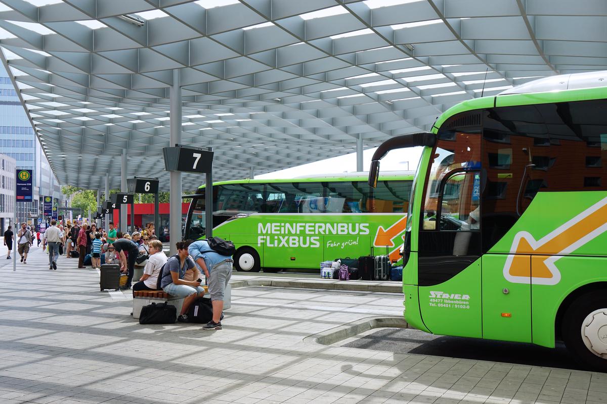 Flixbus dworzec