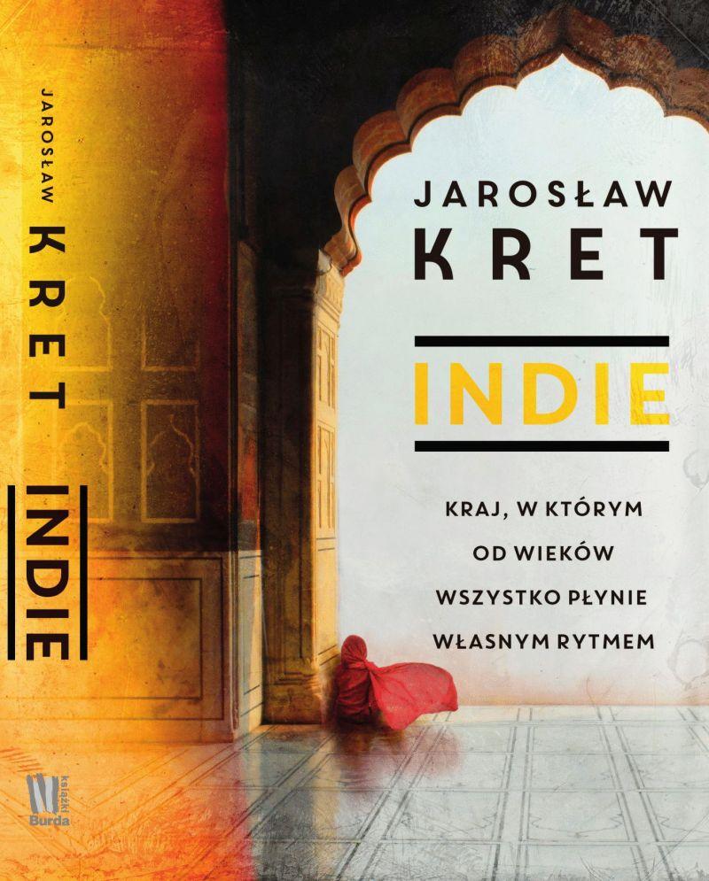 Książka Jarosława Kreta