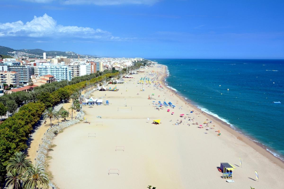 wybrzeże Costa Brava