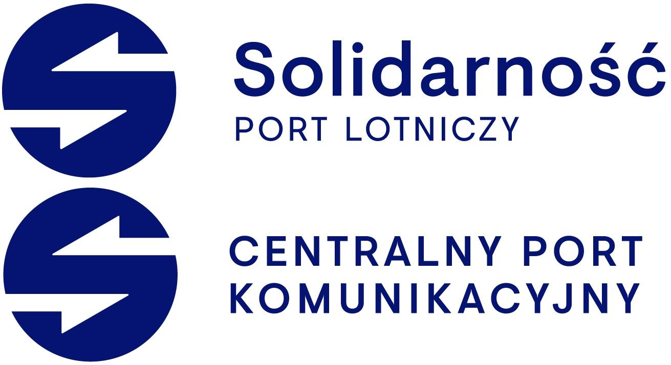 Centralny Port Komunikacyjny logo