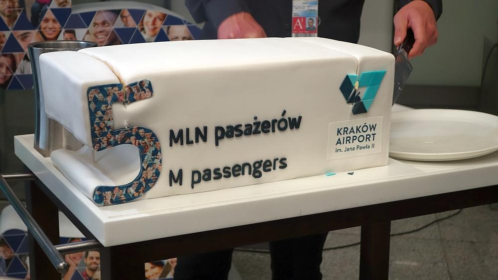 Tort na lotnisku w Krakowie