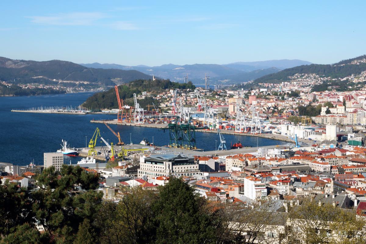 Vigo Galicja